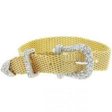 Buy Golden Buckle Bracelet