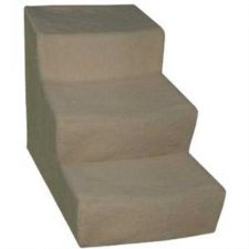 Buy Pet Gear Soft Step III Pet Stairs Removable Cover Cocoa