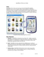 Buy PALM SP4 PPC REV GUIDE by download #127370