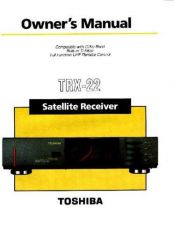 Buy Toshiba TSR101 Manual by download #172489