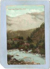 Buy CAN Yale Postcard Yale Creek Fraser River can_box1~88