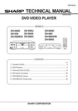 Buy DV560H-003 Service Data by download #132604