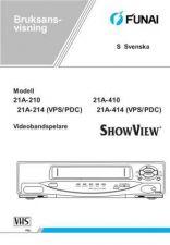 Buy Funai S21A-210 Manual by download #162924