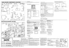 Buy Sanyo CE21DN8-B-00 CD Manual by download #172939