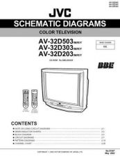 Buy JVC 51947SCH Service Schematics by download #122059