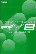 Buy Yamaha RY8E Operating Guide by download Mauritron #205228