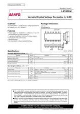 Buy SEMICONDUCTOR DATA LA5316MJ Manual by download Mauritron #188735