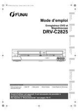 Buy Funai DRV-C2825 E970SFD FR 1027 BR1 Owners User Guide Operating by download #162