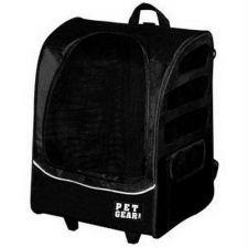 Buy Pet Gear I-GO Plus Traveler Pet Carrier Car Seat Backpack Black