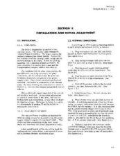 Buy Collins KWS-1 7TH-ED-10-58 -SEC2 3 Service Schematics by download #154529