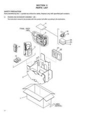 Buy JVC 86706PAR Service Schematics by download #123158