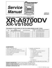 Buy PIONEER R2221 Service Data by download #153216