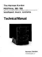 Buy HARMAN KARDON AVR21 SM Service Manual by download #142093