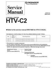 Buy PIONEER R1978 Service Data by download #149343