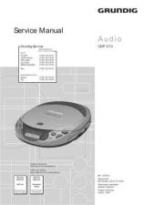 Buy MODEL CDP S250 Service Information by download #123863