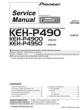 Buy PIONEER C2398 Service Data by download #152608