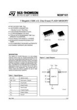 Buy SEMICONDUCTOR DATA 28F101J Manual by download Mauritron #186881
