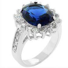 Buy Bleu Elegance Ring (size: 09)