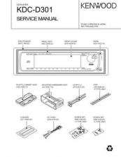 Buy KENWOOD KDC-CX87 CPS87 Service Manual by download #148177