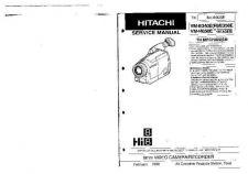 Buy HITACHI No 6905E Service Data by download #151102