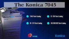 Buy Konica PCSCRN Service Schematics by download #135615