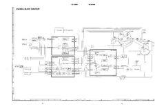 Buy Sharp VCH81HM-030 Service Schematics by download #158599