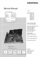 Buy Grundig CUC2080 Service Manual by download #153896
