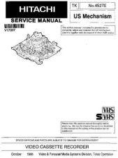 Buy HITACHI No 4527E Service Data by download #147325