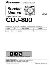 Buy PIONEER R2690 Service Data by download #153440
