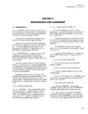 Buy Collins KWS-1 7TH-ED-10-58 -SEC5 Service Schematics by download #154531