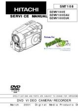 Buy Hitachi DZMV200E Manual by download Mauritron #186054