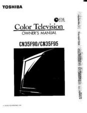 Buy Toshiba CN36X81 Manual by download #171950