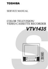 Buy Toshiba VTV1434 Manual by download #172530