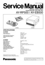 Buy MODEL AYRP500 Service Information by download #123666