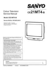 Buy Sanyo CE21MT4-B-00 S Manual by download #171523