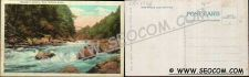 Buy CT New Milford Postcard Rapids In Chasm ct_box4, getfrom3, ~1703