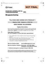 Buy Funai DPVR-6630D H99A9ED(IT) 0822 Service Schematics by download #161884