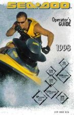 Buy SEADOO SMO9801A Service Manual by download #157655