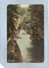 Buy CAN Vancouver Postcard Seymour Canyon can_box1~122