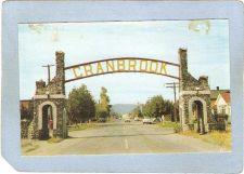 Buy CAN Cranbrook Postcard East Entrance To Cranbrook can_box1~17