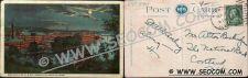Buy CT Norwich Postcard Bird's-Eye View By Night Greenville Norwich CT ct_box4~2391