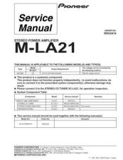 Buy PIONEER R2414 Service Data by download #149611