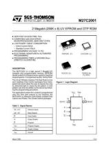 Buy SEMICONDUCTOR DATA 27C2001J Manual by download Mauritron #186870