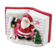 Buy Light-up Storybook Santa