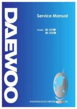 Buy Daewoo RCC-250-service(parson) Manual by download #169023