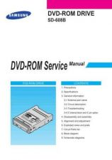 Buy Samsung SD 608B DELNL040101 Manual by download #165330