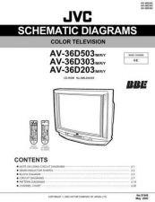 Buy JVC 51948SCH Service Schematics by download #122062