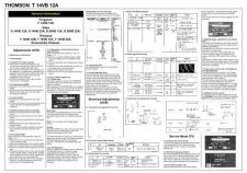Buy Thomson T14VB 12A Service Manual by download #149839