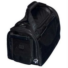 Buy Pet Gear World Traveler Pet Carrier with Wheels Large Black Diamond