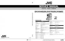 Buy JVC 86617 Service Schematics by download #122937